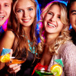 Постер, плакат: Best friends partying