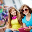 Life of teenagers - Stockfoto