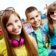 Teenage portrait — Stock Photo #12515575