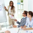 Presenting strategy — Stock Photo