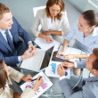 Business meeting — Stock Photo #12518094