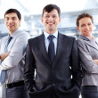 Group of managers — Stock Photo #12518101