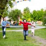 Playful children — Stock Photo #12518780