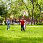 Outdoor play — Stock Photo #12518782