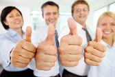 Thumbs up! — Stock Photo
