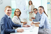Business team portrait — Stock Photo