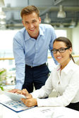 Business agency — Stock Photo