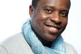 Afrikaanse man — Stockfoto