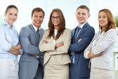 Business company — Stock Photo