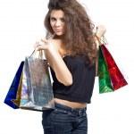 Alışverişe gitmek — Stok fotoğraf