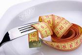 Repas diététiques — Photo