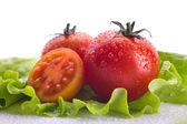 Fresh dietetic vegetables — Stock Photo