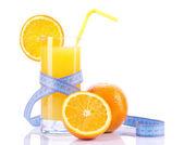 Dietetic juice — Stock Photo