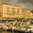 Port of Nice after the storm — Stock Photo #10861256