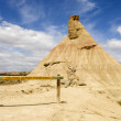 Bardenas Reales - Stock Photo