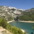 The Verdon Gorge - Stockfoto