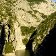 The Verdon Gorge - Foto de Stock