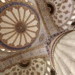 Sultanahmet mosque - Stock Photo