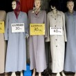 Old mannequins — Stock Photo