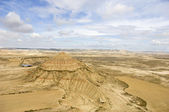 Bardenas Reales — Stock Photo