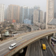 Stock Photo: Roads of Shanghai