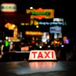 Taxi sign — Stock Photo #10877753