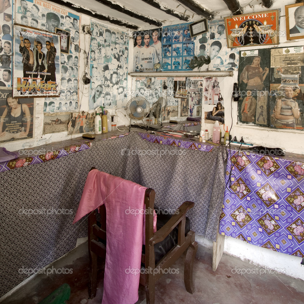 A room in Kenya — Stock Photo #10870076