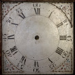 Close-up of antique clock - Stock Photo