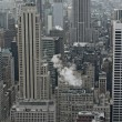 New York City skyline view from Rockefeller Center, New York, USA — Stock Photo #10897550