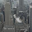 New York City skyline view from Rockefeller Center, New York, USA — Stock Photo #10897550