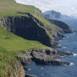Stock Photo: Mykines landscape, Faroe Islands