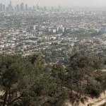 Los Angeles skyline, California, USA — Stock Photo #11718599