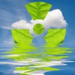 Ecological Atom — Stock Photo #11486290