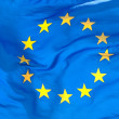 flag of the european union — Stock Photo