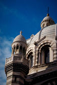Church detail in Marseille, France — Stock Photo