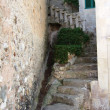 Stairs of an old House on Mallorca - Stock Photo