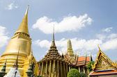 Wat phra kaew w bangkoku — Zdjęcie stockowe