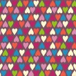 Hearts pattern — Stock Vector #11056325