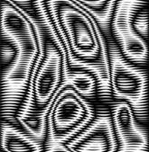 Illusion abstraite — Vecteur