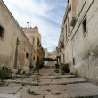 Stock Photo: Ancient street of South Italy (Canosdi Puglia)