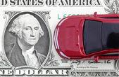 United States auto industry — Stock Photo