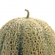 Cantaloupe top — Stock Photo