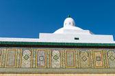Barber's Mosque in Kairouan in Tunisia — Stock fotografie