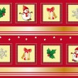 Christmas background — Stock Photo #10770434