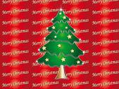Tree christmas — Stock Photo