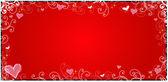 Banner di san valentino — Foto Stock