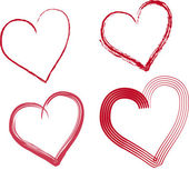 Hearts — Stok fotoğraf