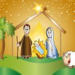 Nativity - Stock Photo