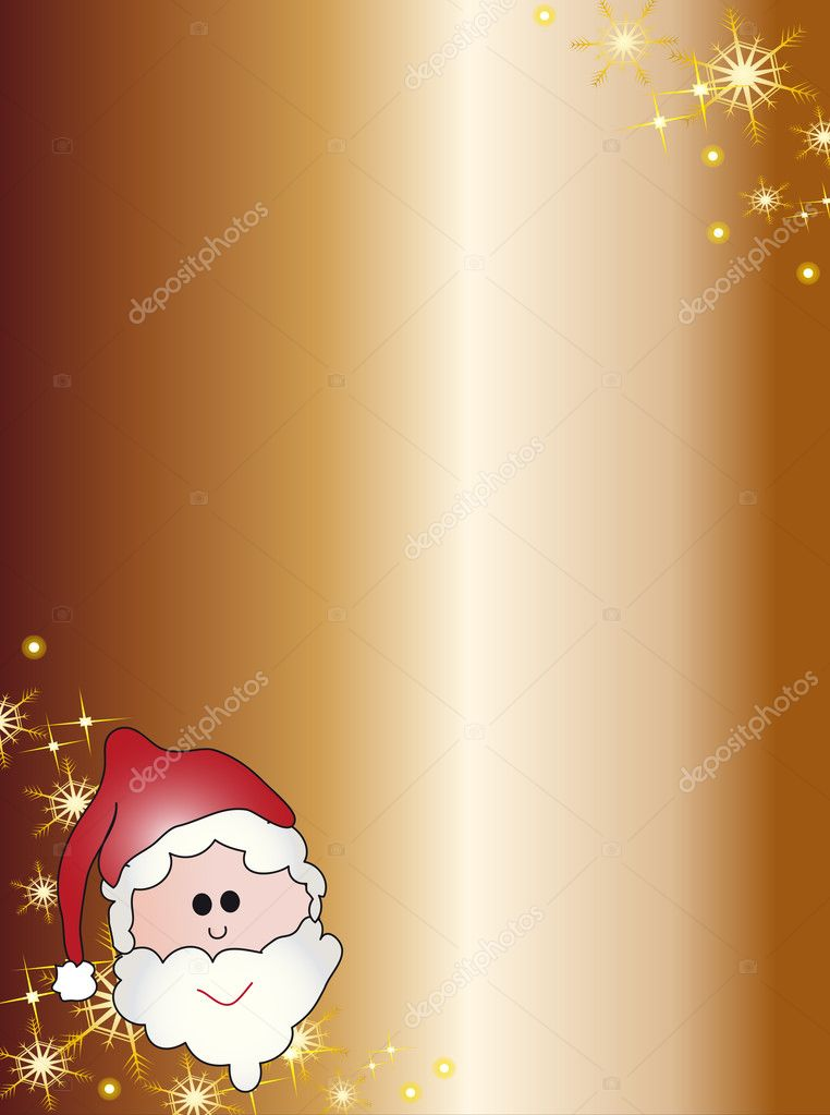 Christmas card background  Foto Stock #11935271