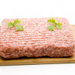 Royalty-Free Stock Photo: Minced meat raw